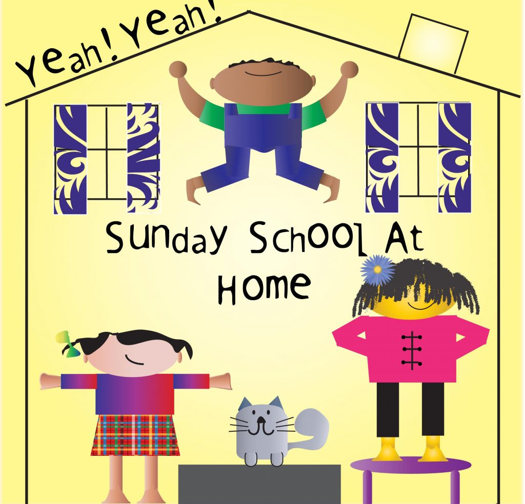 Image result for sunday school at home